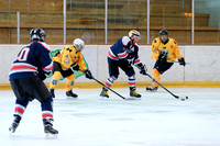 Cheesehockey League vs Rookie Squad - Avril 2018